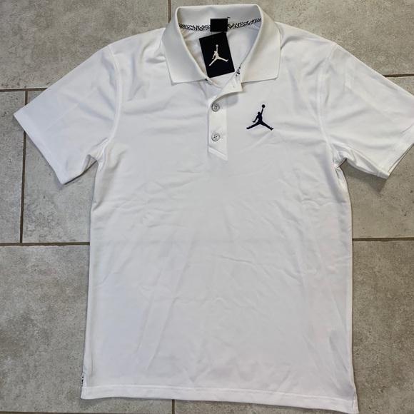 Nike Air Jordan Jumpman Team Golf Polo